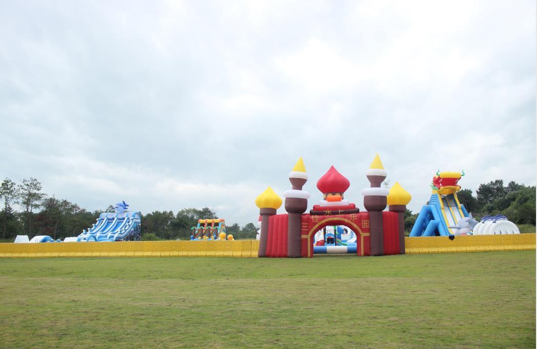 南雄首个大型水上乐园,转发点赞可免费入场畅玩!