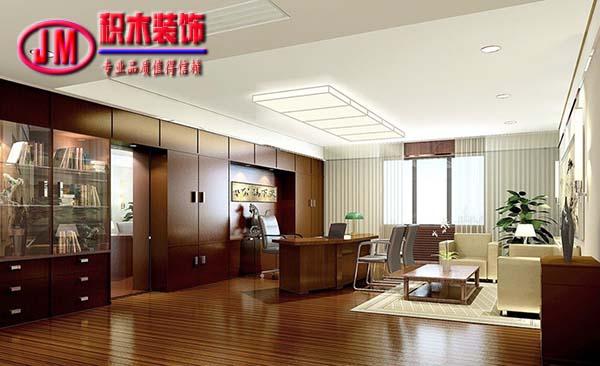 南京办公楼装修