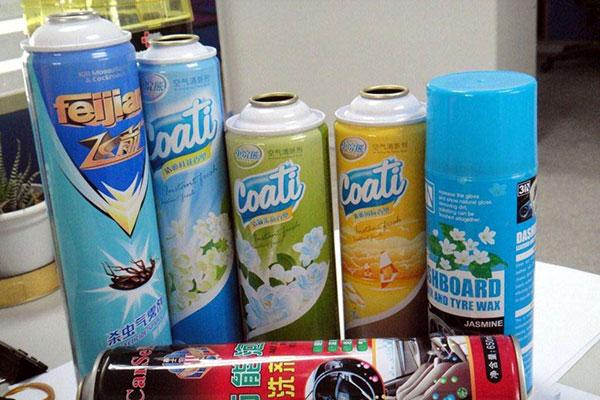 某某杀虫剂罐类精彩包装