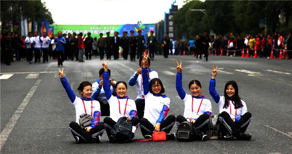 2017女子5公里参赛包领取须知