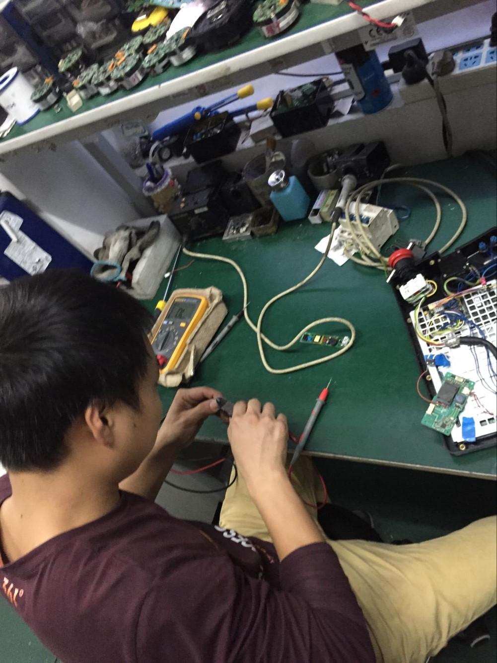 维修伺服电机