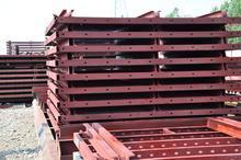 钢模板收受接管
