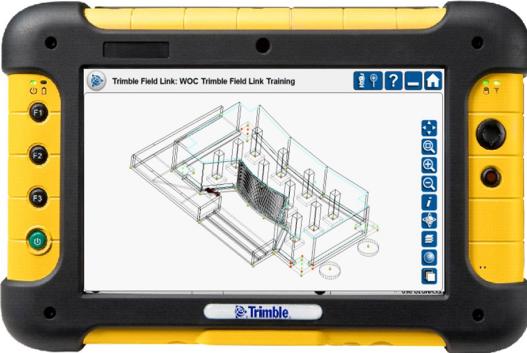 三维建筑信息模型(BIM)现场施工