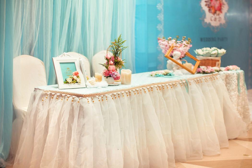 個性主題定制型婚禮