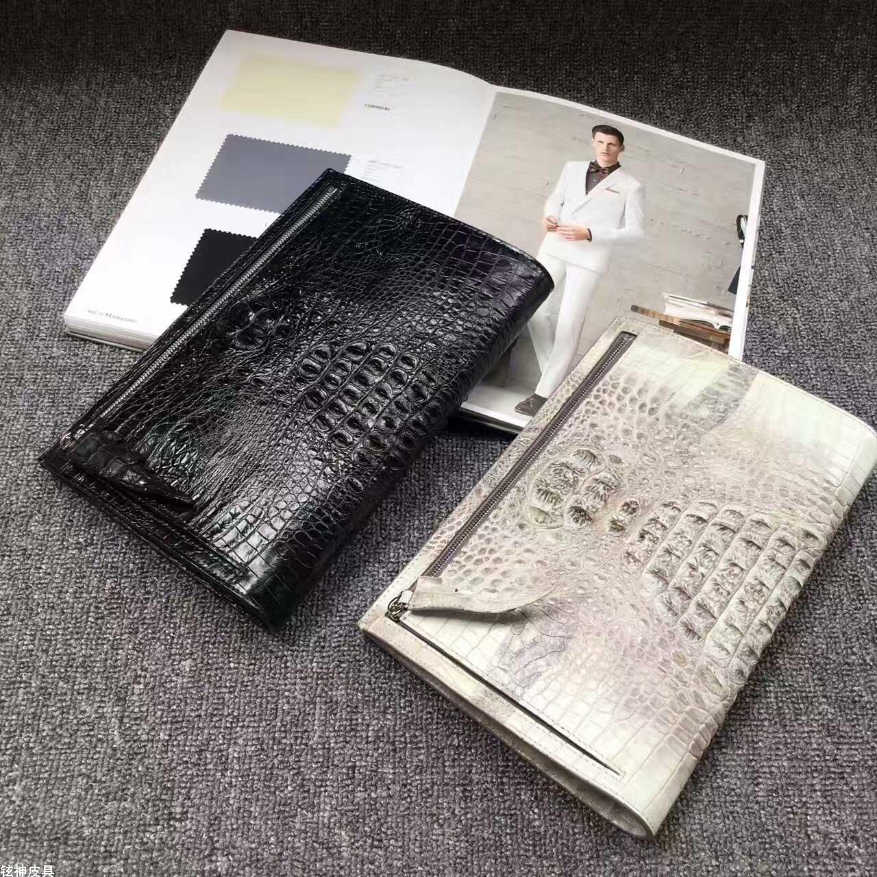 台湾省鳄鱼皮皮鞋