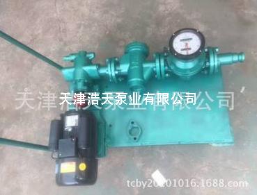移动撬块齿轮泵TDKC