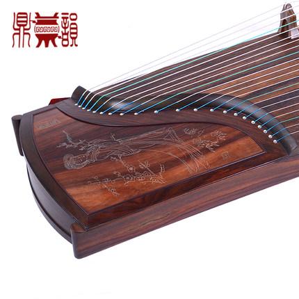 鼎韵907-Y古筝(花开堪折)