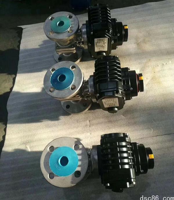 Q941F-16P电动调节型球阀