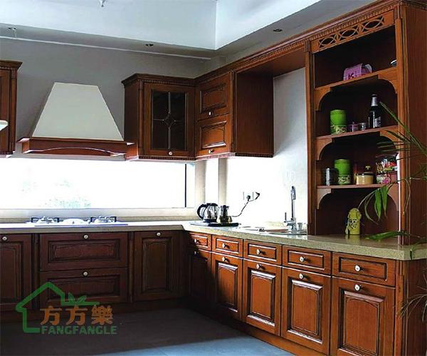 整體實木櫥柜案例展示