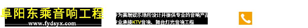 阜陽東乘音響工程公司