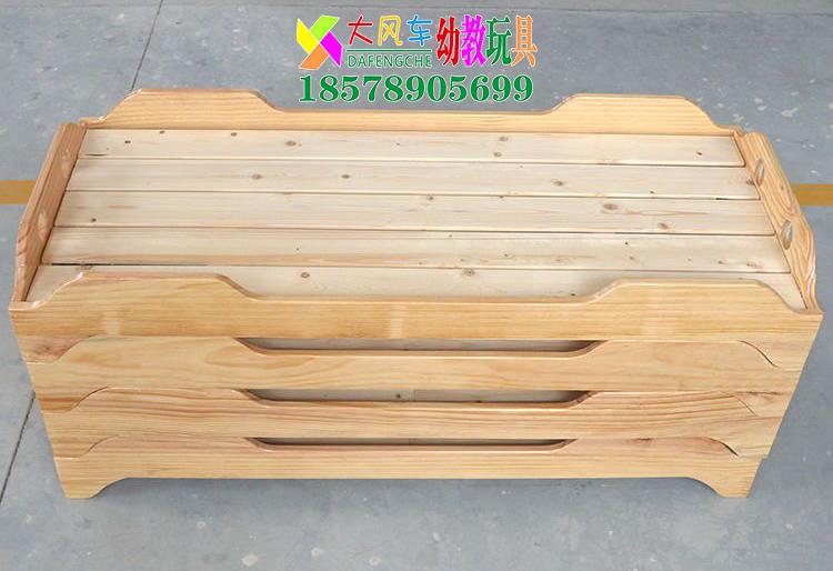 南宁幼儿园木质单人床生产厂家