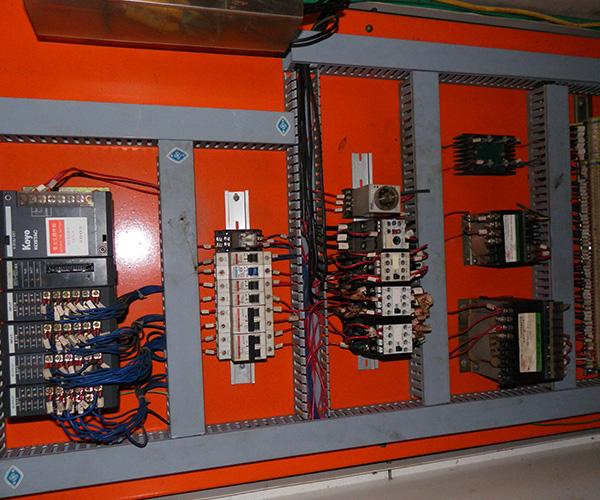 设备配电柜案例展示