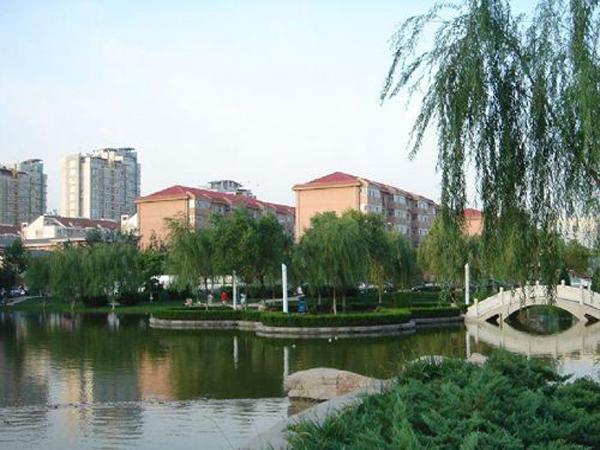 梅江芳水园小区1100户小区智能化系统