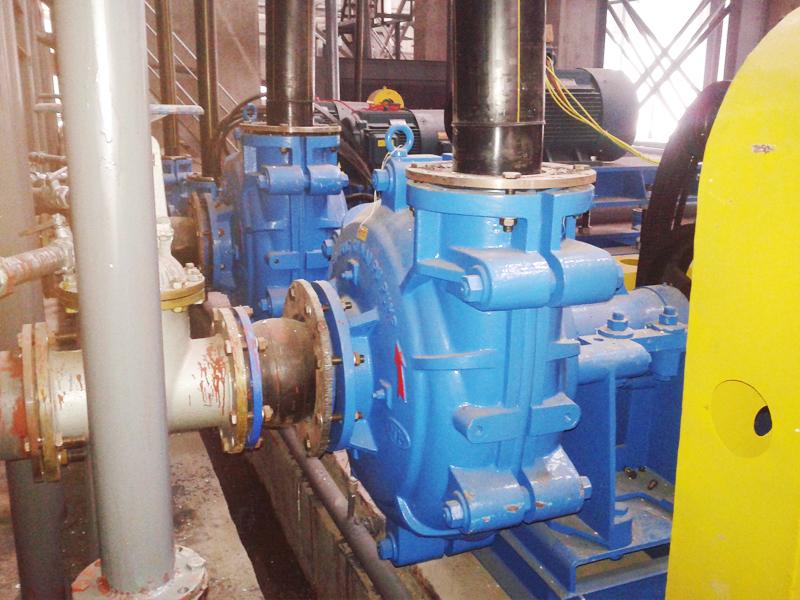 AH渣浆泵热电厂
