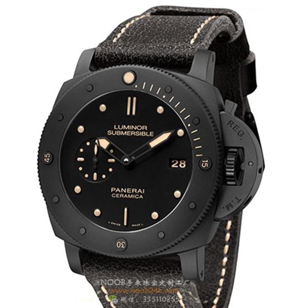 【ZF厂】沛纳海限量珍藏款系列PAM 00508陶瓷腕表