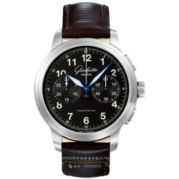 【GF厂】格拉苏蒂原创39-34-17-17-04自动计时腕表