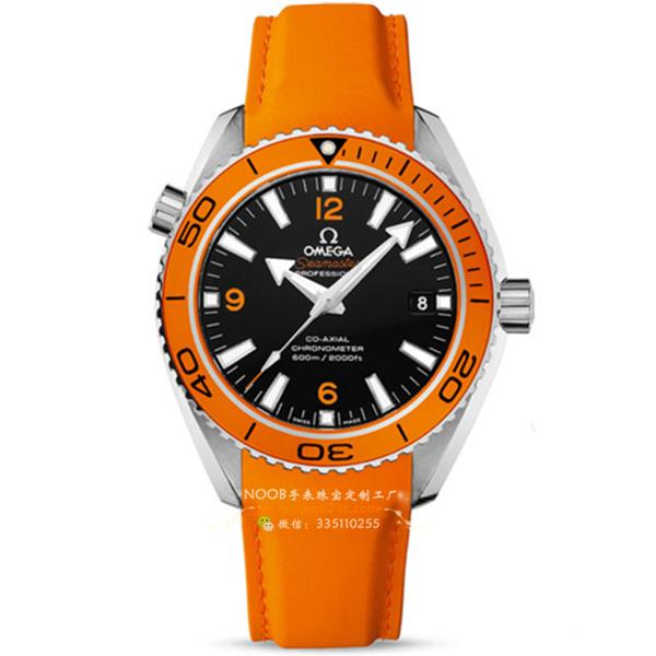 【KW厂】欧米茄海马系列232.32.42.21.01.001男士机械腕表