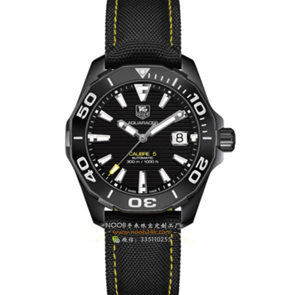 【MK厂】泰格豪雅竞潜系列WAY218A.FC6362瑞士机械腕表