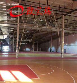 籃球場地案例