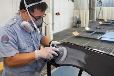噴漆、烤漆環保生產線