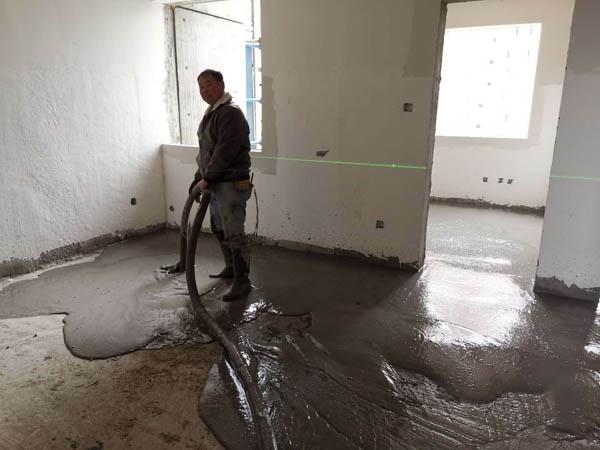 合肥室內地暖施工案例