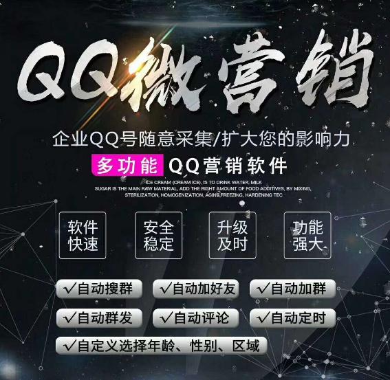 QQ微营销旗舰版
