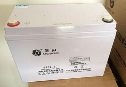 圣阳SP12-50(12V50Ah)