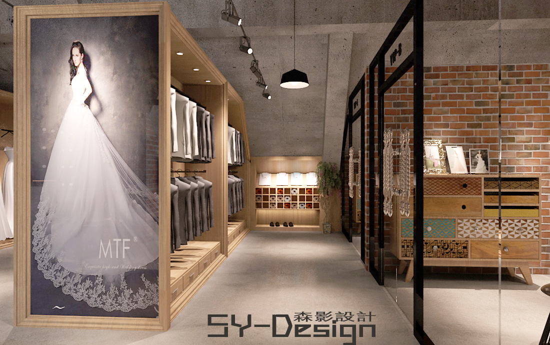 婚纱影楼装修设计
