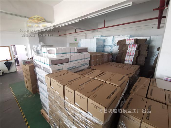 1:20集裝箱模型 仿真集裝箱模型制作 海藝坊船模工廠