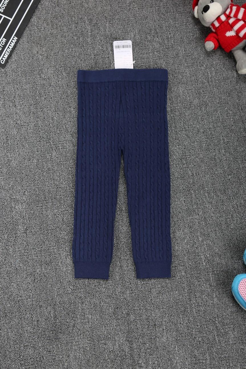 儿童生活时尚品牌巴布豆童装毛线裤1包100件