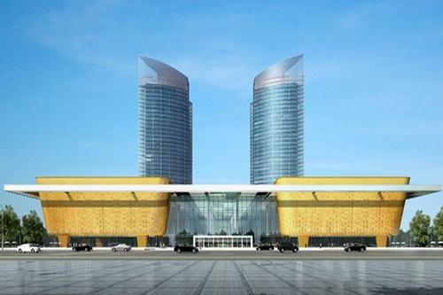 泰山國際會展中心(泰山杯)