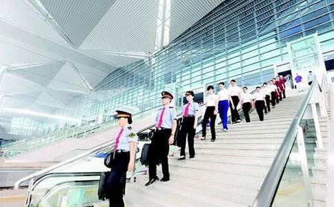 石家庄铁路职业技工学校为太原高铁站选聘毕业生