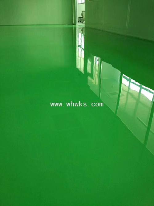 洋县华新工贸科技有限公司厂房地面涂装系统