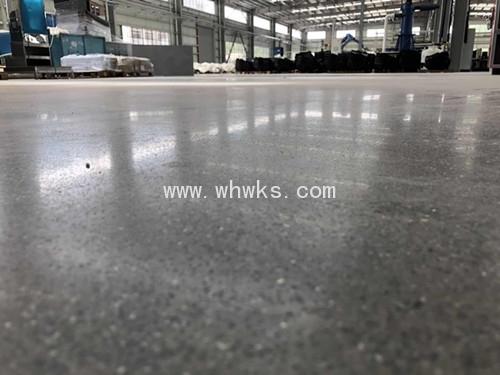 河南隆傑昌汽車零部件有限公司新建廠房地面工程項目