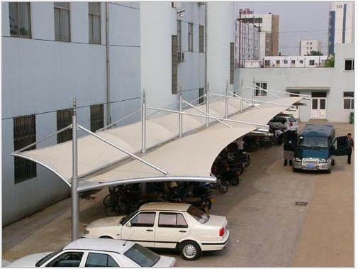 膜構造車棚GCCP-05