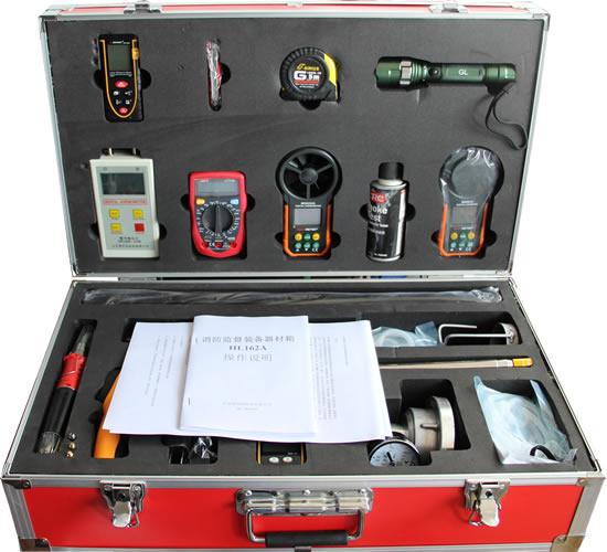 消防监督检查验收箱