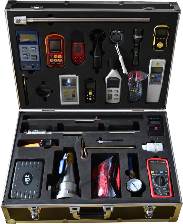建筑消防检测工具箱