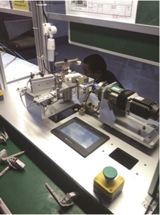 半自動扭矩檢測儀