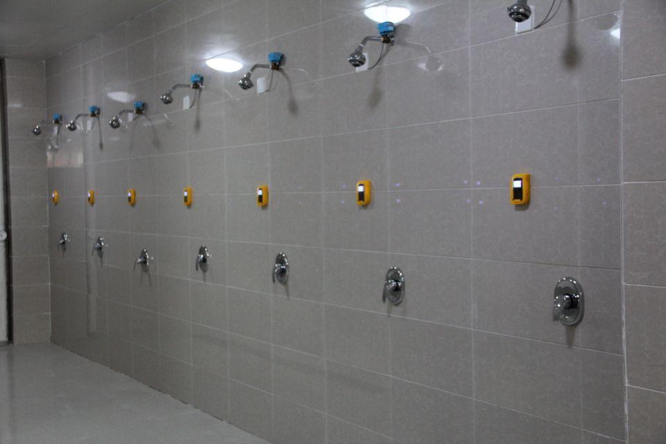 刷卡淋浴器