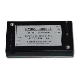 1/4磚50W~100W高壓DCDC電源模塊
