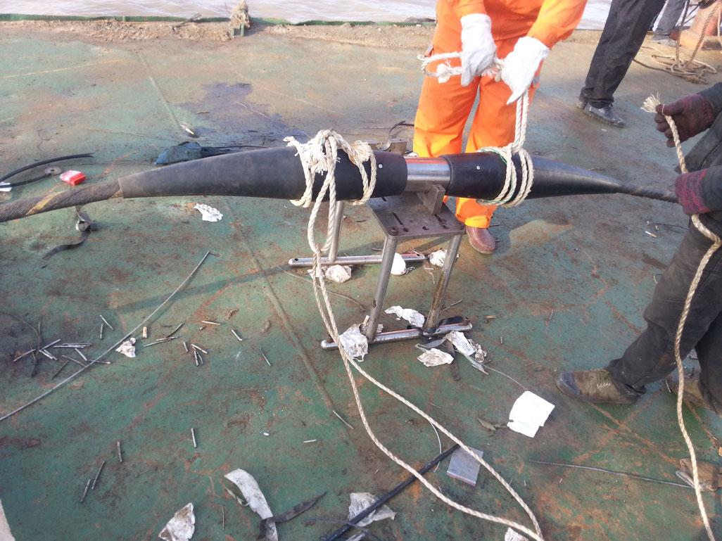 光电缆维修