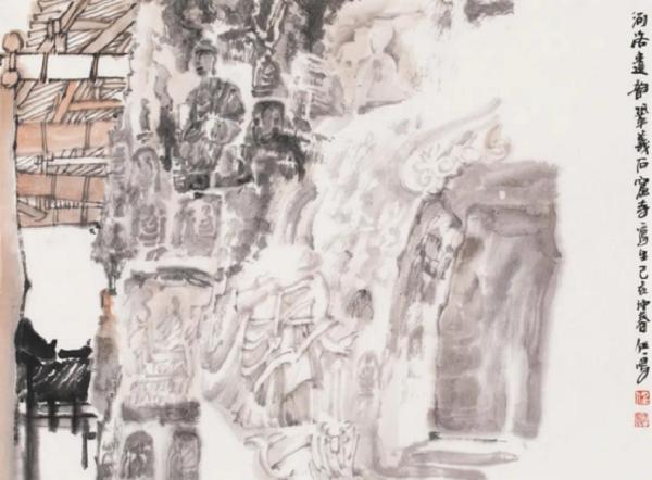 """「喜讯」""""万象迎春——任鸣书画展""""在天下收藏文化街开幕(1)(1)1123.png"""