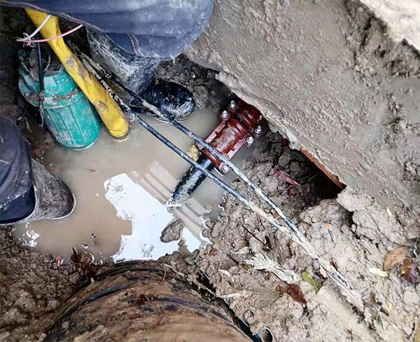 安徽管道维修及铺设安装