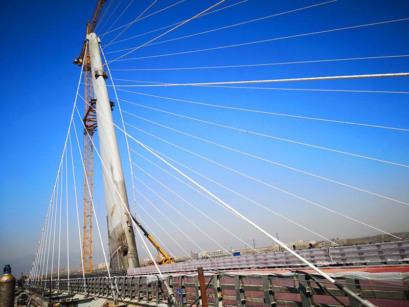 斜拉桥工程