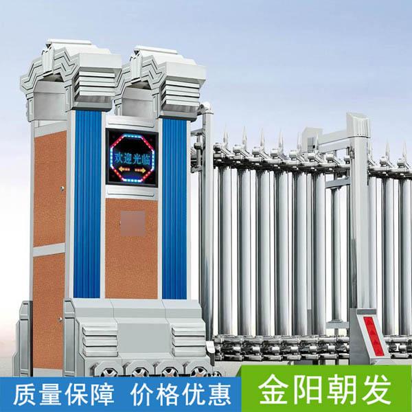 阜陽電動伸縮門具備哪些功能