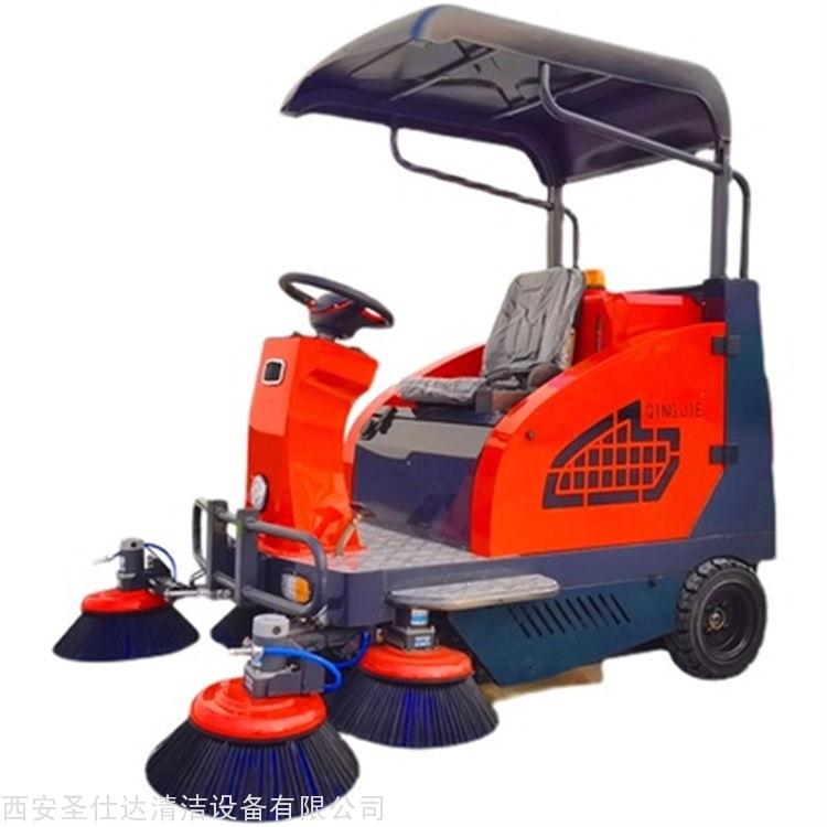 生活小区扫地车,校园保洁清扫车,1850停车场驾驶式扫地机